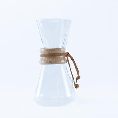 classic chemex coffeemaker 3 cups