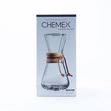 classic chemex coffeemaker 3 cups 3